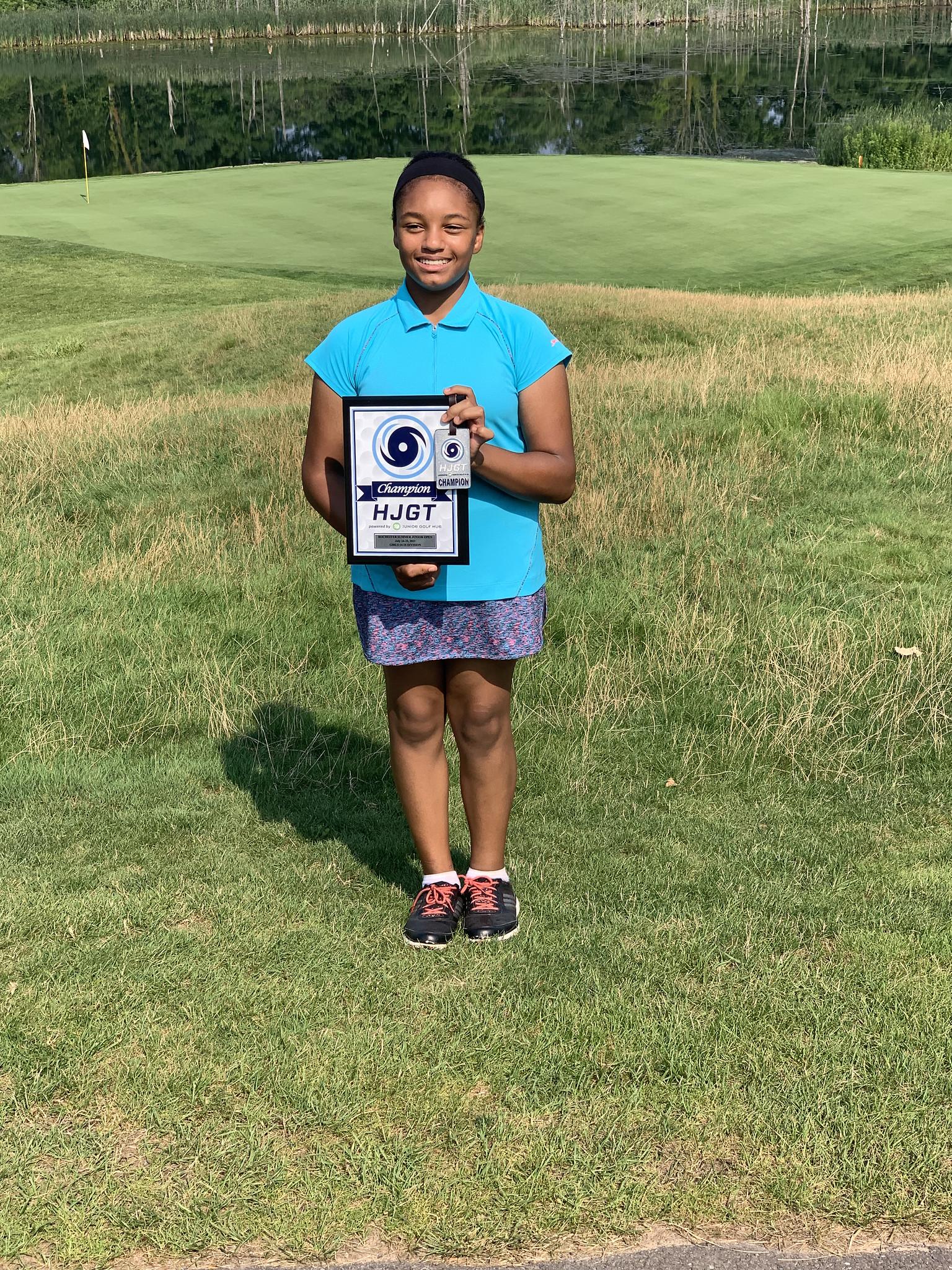 Rochester Summer Junior Open