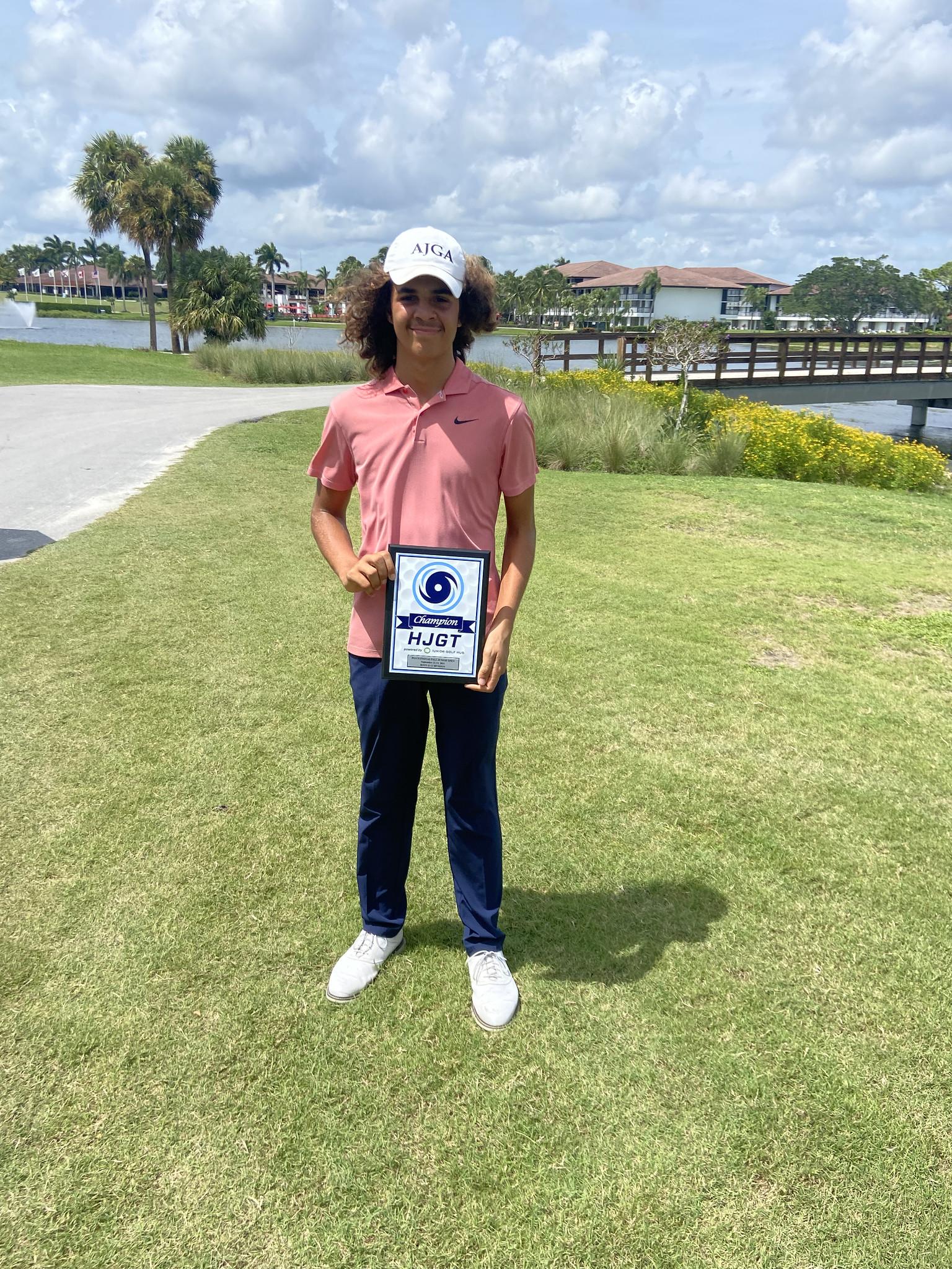 PGA National Fall Junior Open