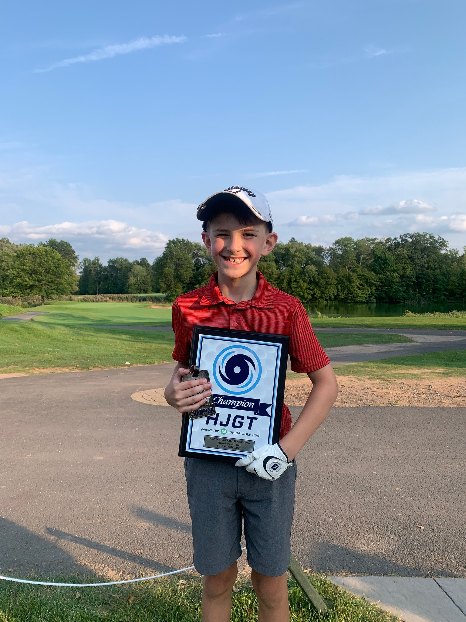 Connecticut Fall Junior Open