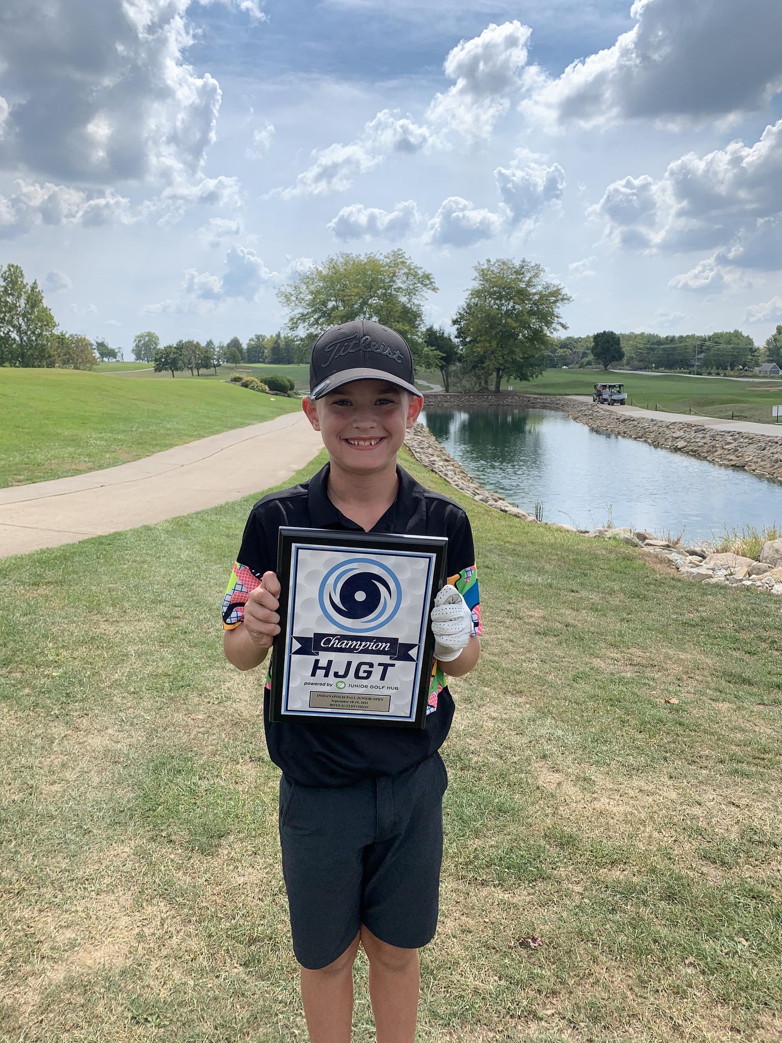 Indianapolis Fall Junior Open