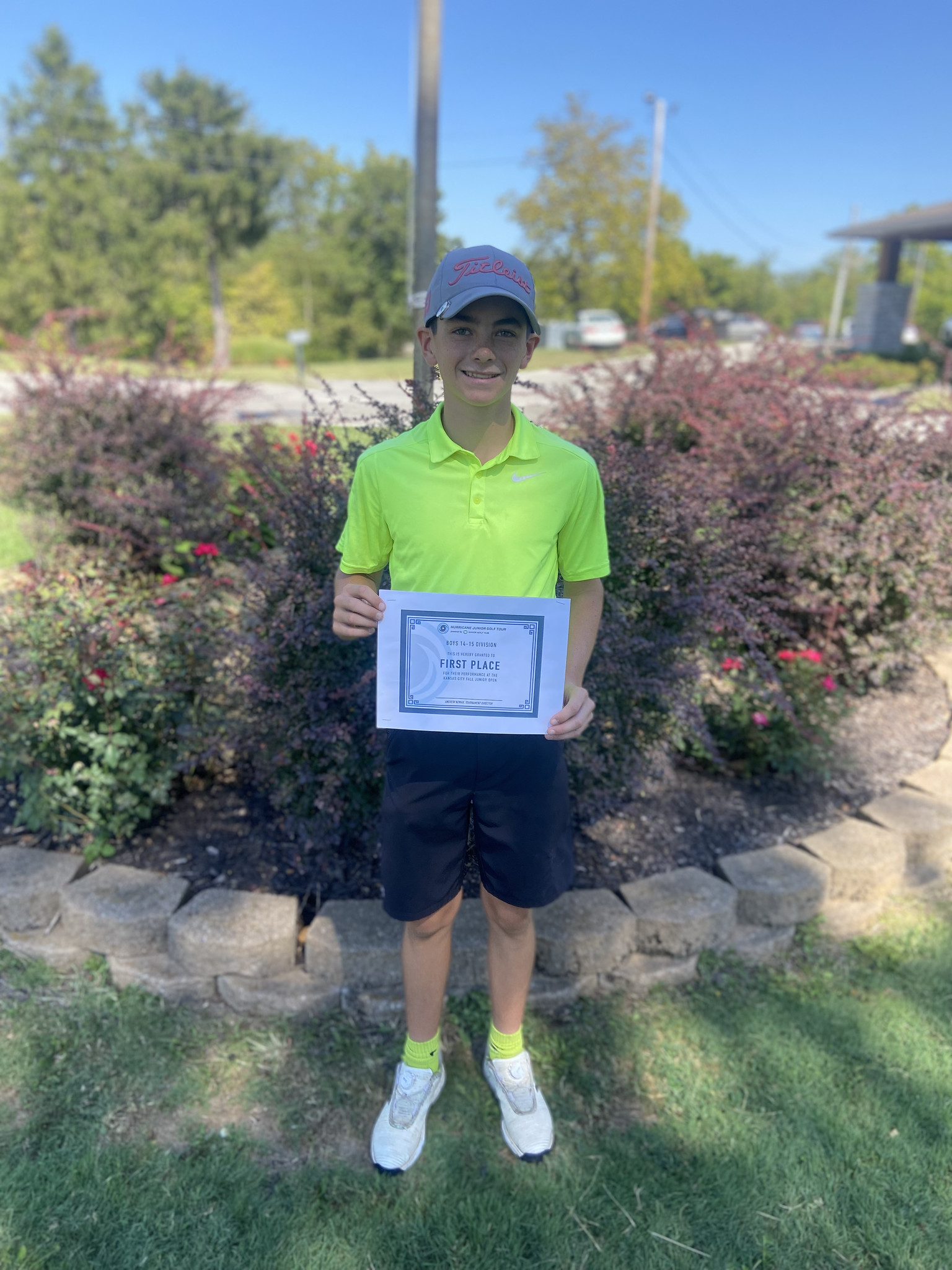 Kansas City Fall Junior Open