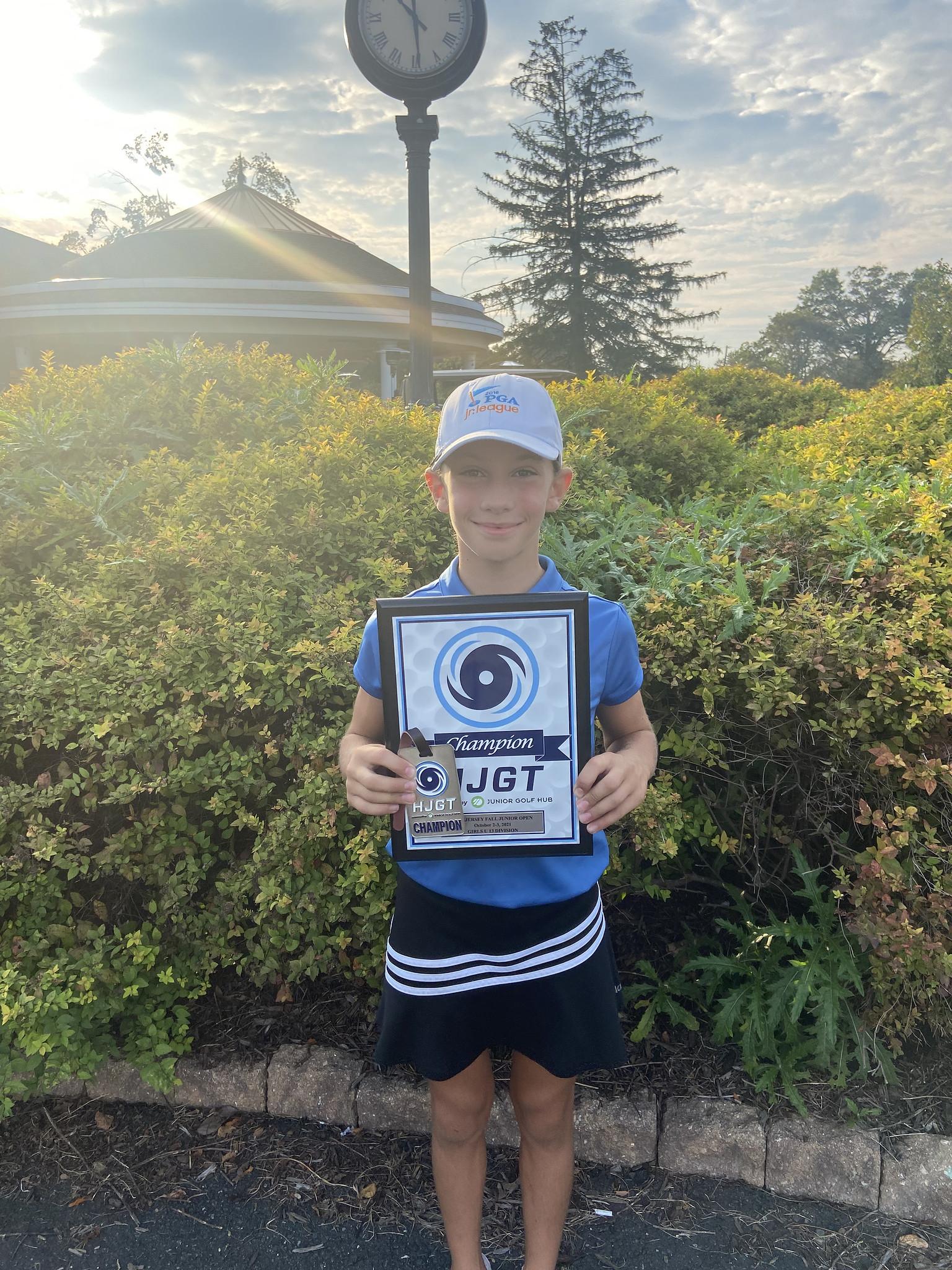 New Jersey Fall Junior Open