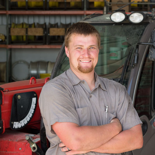 Cody Schunk - Shop Manager at NTS Tire Supply