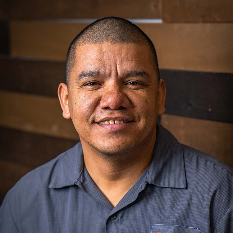 Alfredo Luna - Route Truck Operator at NTS Tire Supply