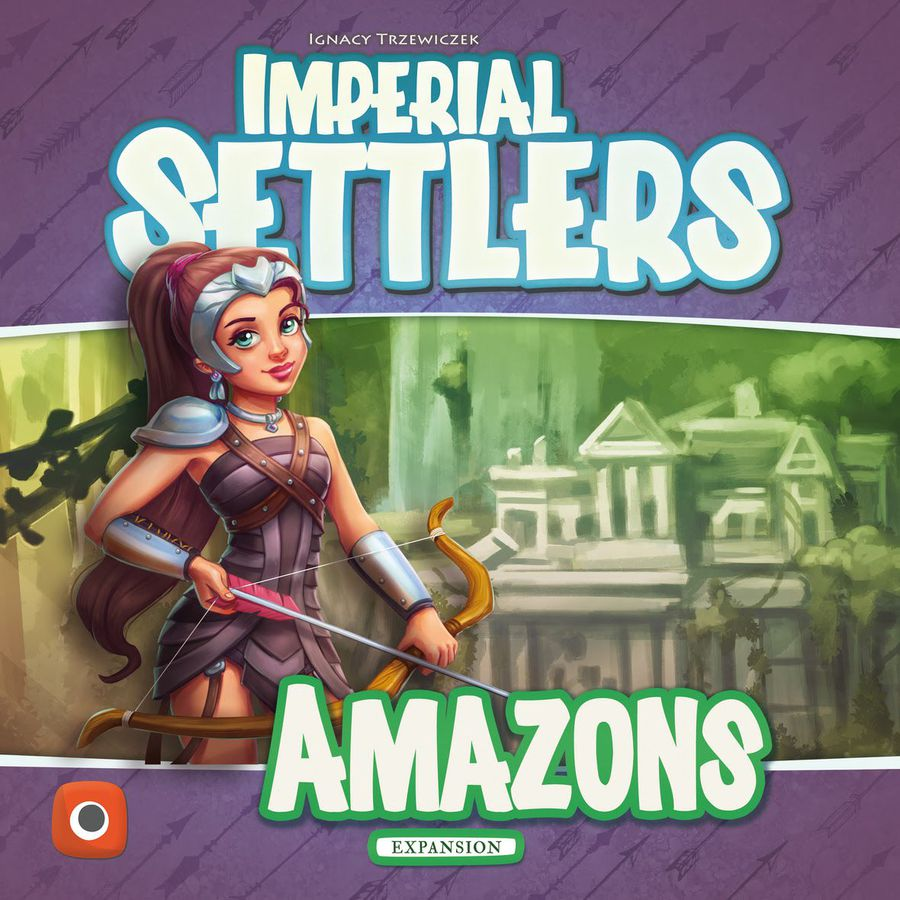 Imperial Settlers: Amazons