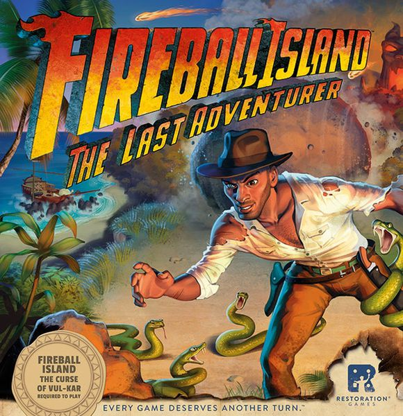 Fireball Island: The Last Adventurer