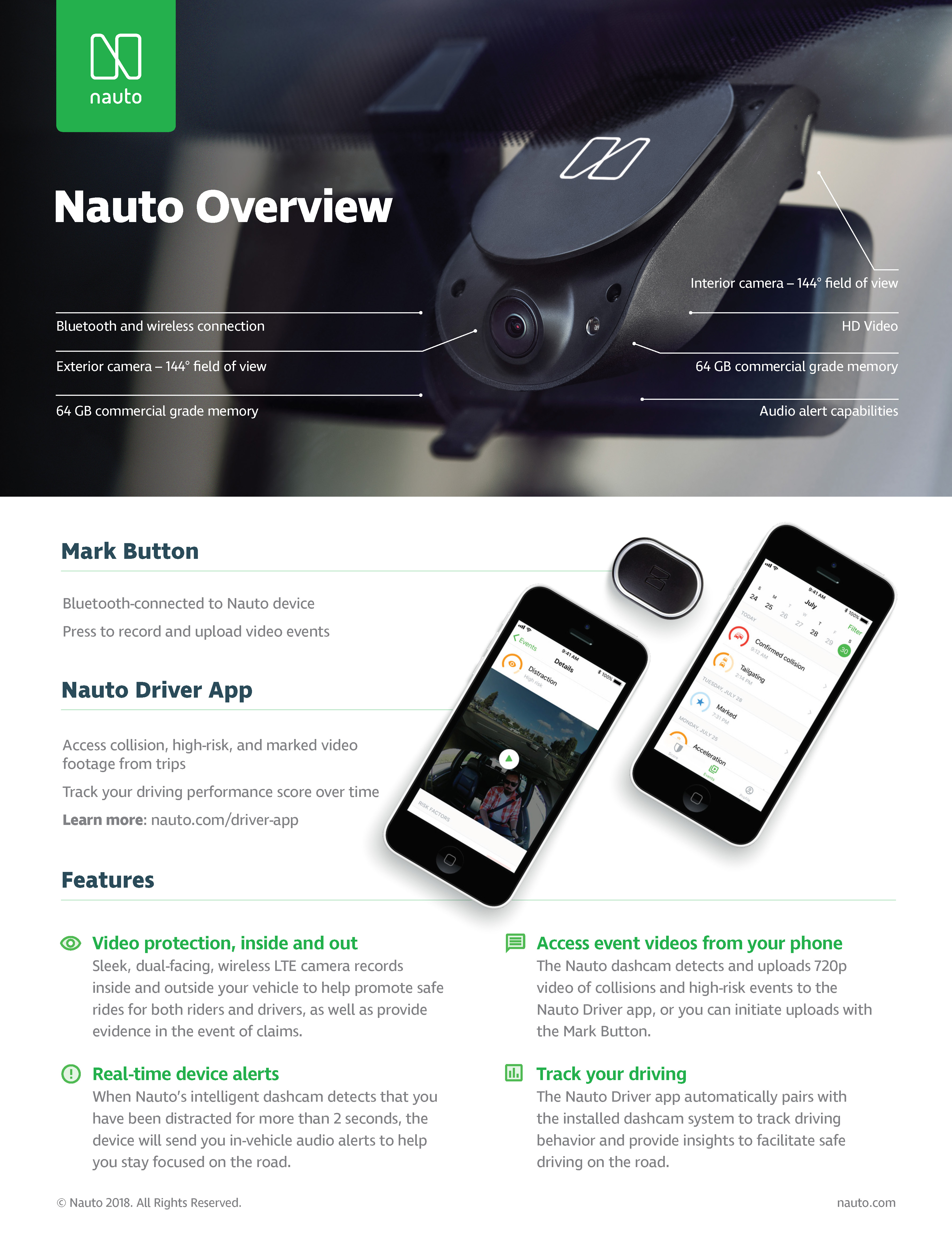 Nauto Overview page 1