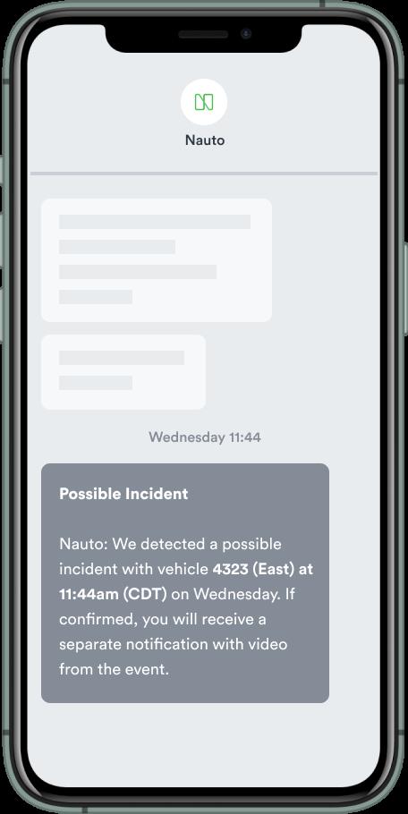 Incident Alerts