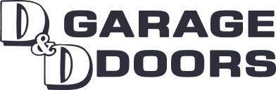 D&D Garage Doors logo