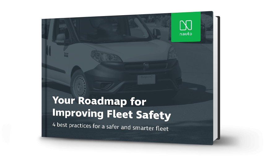 Cover of the Roadmap for Improving Fleet Safety eBook