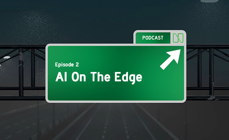 nautDistracted podcast episode 2 AI Oh The Edge thumbnail