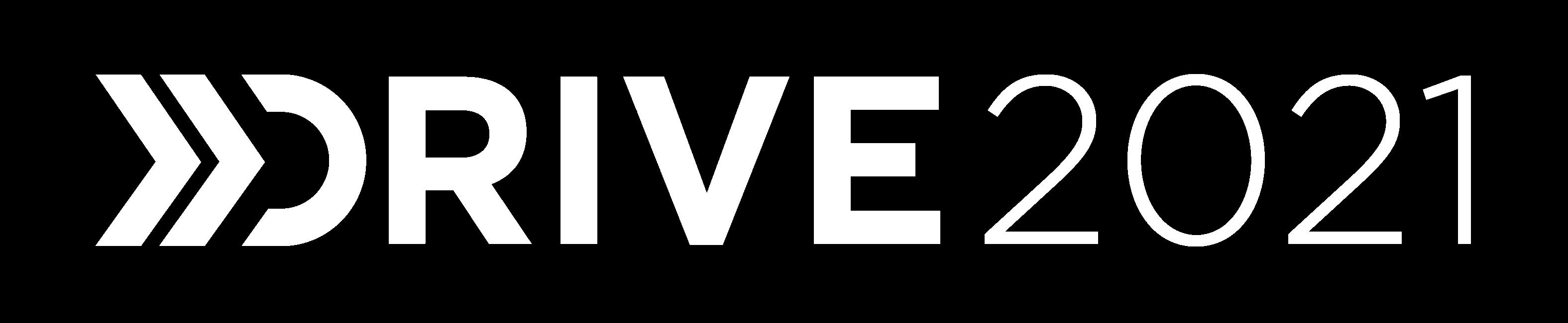 DRIVE 2021 Industry Summit logo