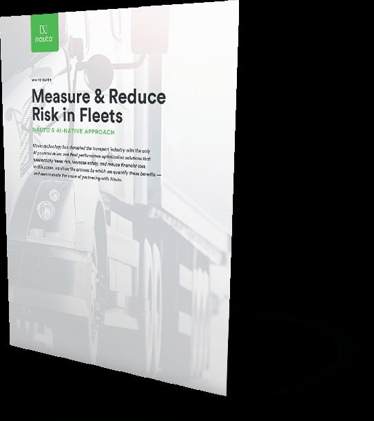 Measure & Reduce Risk in Fleets white paper