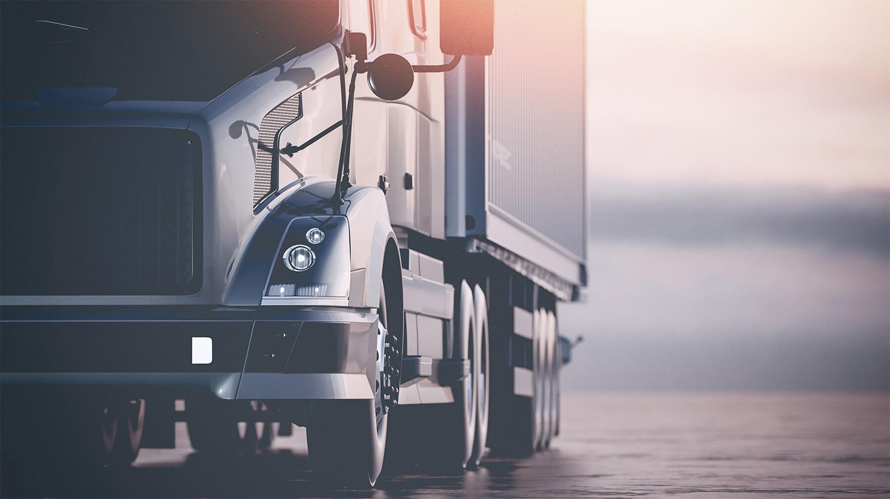 Fleet truck and trailer