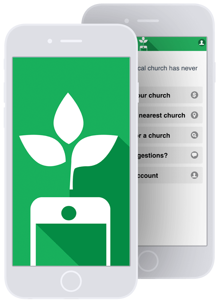 Mobile Donations & Giving Platform for Church - Great for