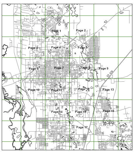 Deland Fl Map Maps