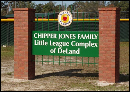 Chipper Jones Complex