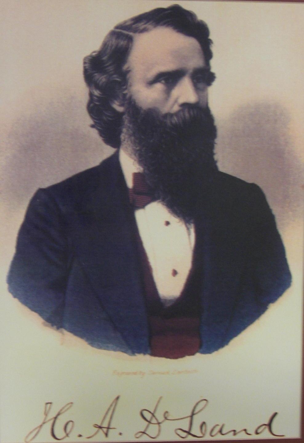 H.A. Deland