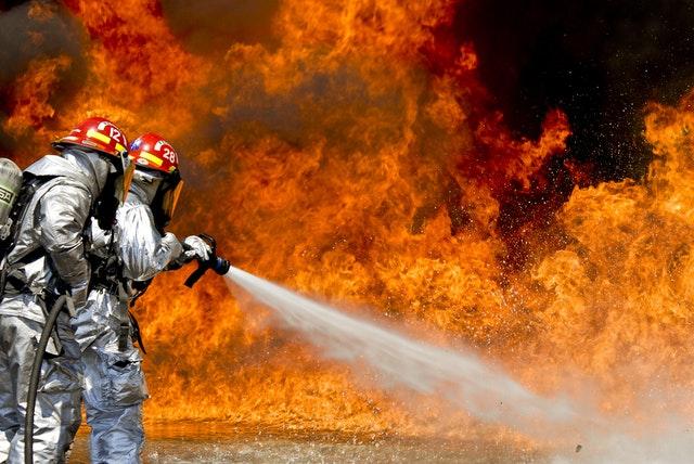 FIREFIGHTER-EMT