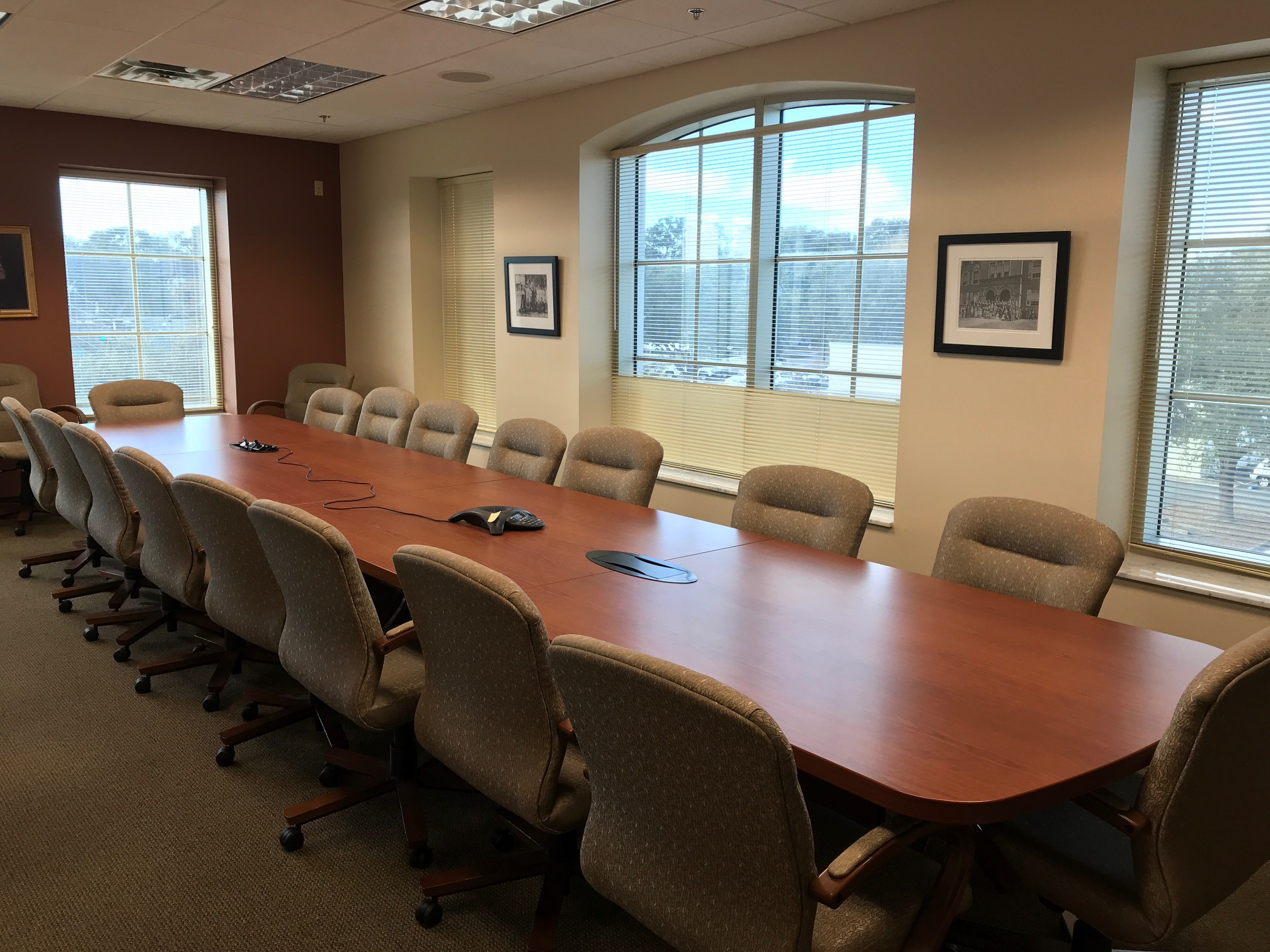 Stetson Conference Room, 3rd Floor, City Hall