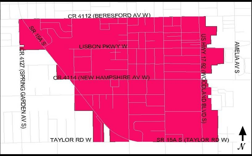 Spring Hill Community Redevelopment Agency