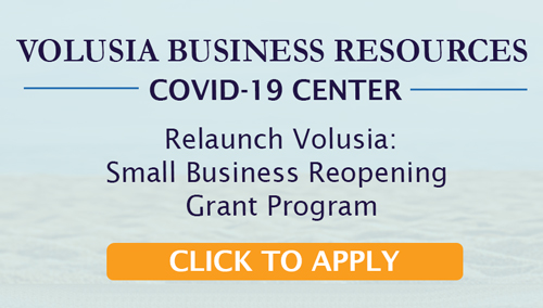 Volusia County Small Business Reopening Grant Program