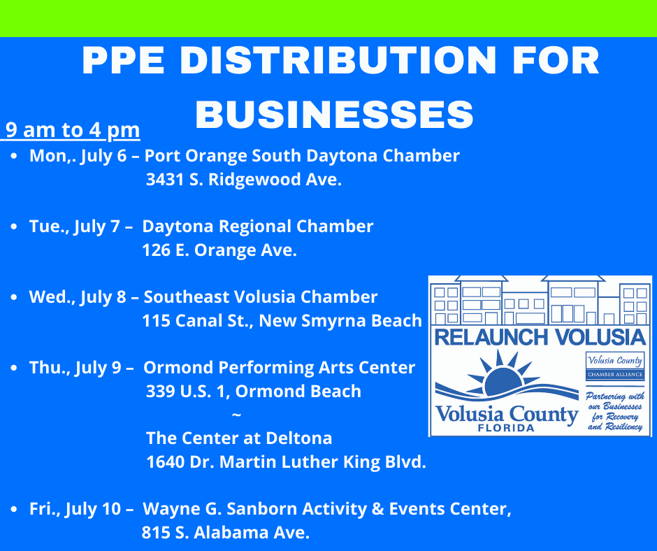 PPE Distribution for Businesses