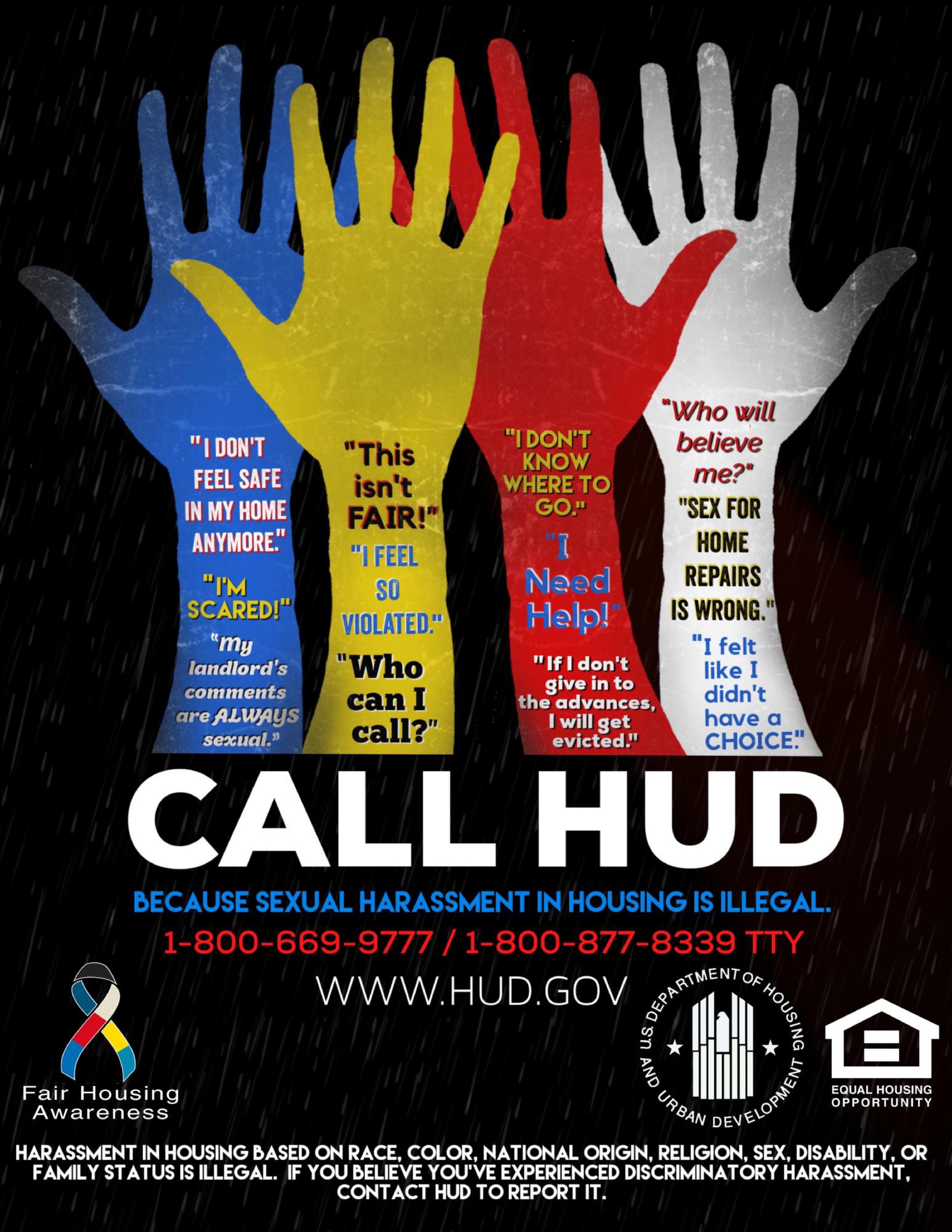 Call HUD