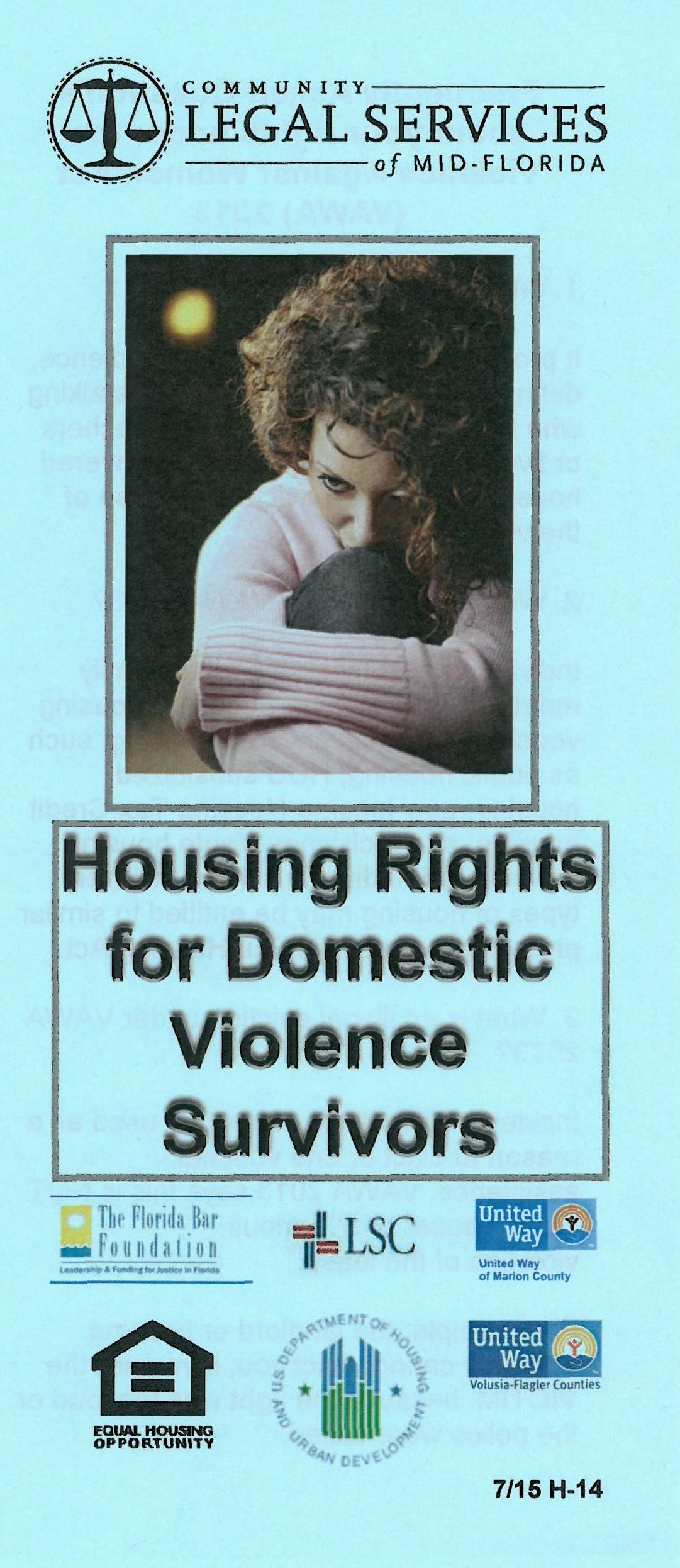 Housing Rights for Domestic Violence Survivors