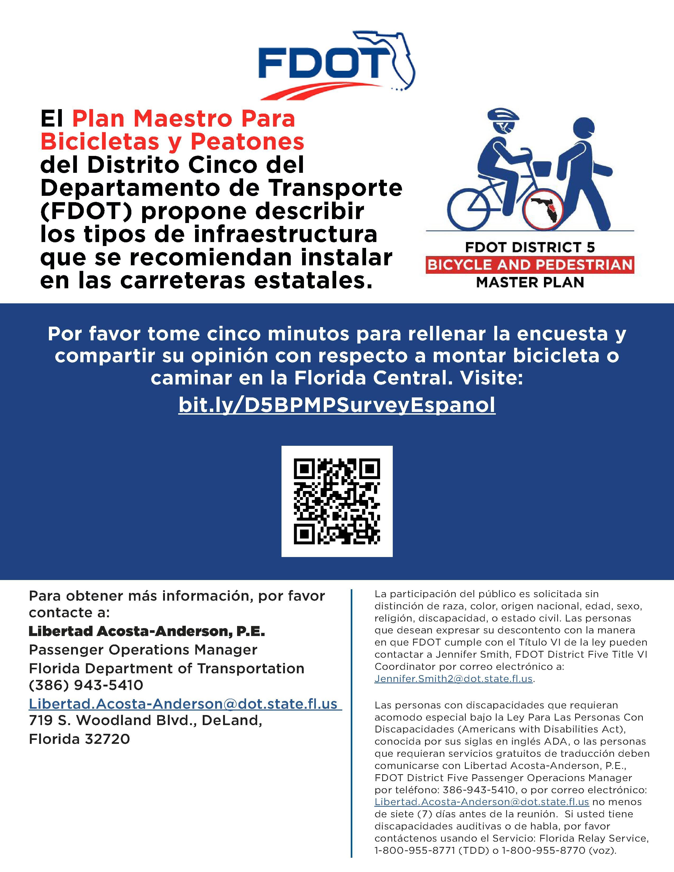 BPMP User Survey Espanol