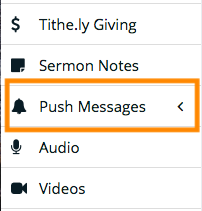 Attention Tithe.ly Users: New Features Out Now (Just For You)