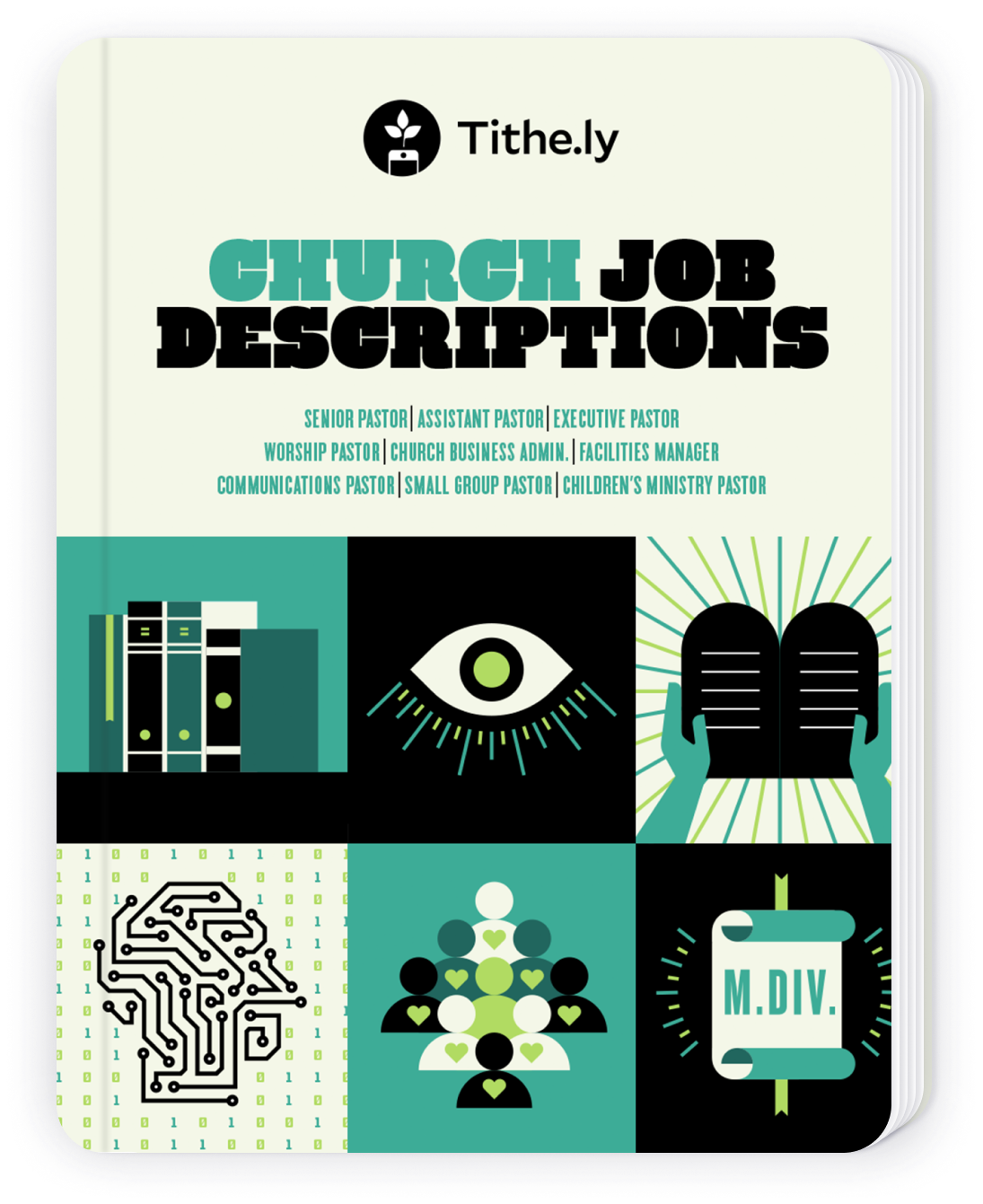 Attract better candidates, simplify hiring, and save time with these ready-to-use church job descriptions.