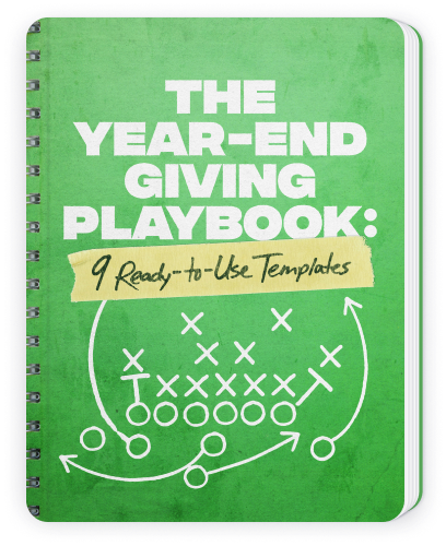 Use these pre-written templates to make your year-end giving campaign the best its ever been.