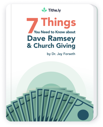 Dave Ramsey's Financial Peace University (FPU) has successfully trained over 5 million people. Download this guide to see how FPU will impact your church.