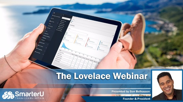 Lovelace Webinar - SmarterU LMS - Learning Management System