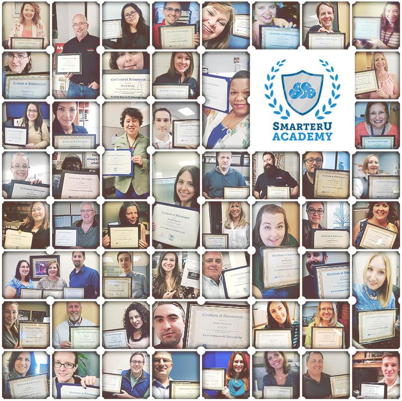 SmarterU Academy Graduates - SmarterU LMS - Learning Management System