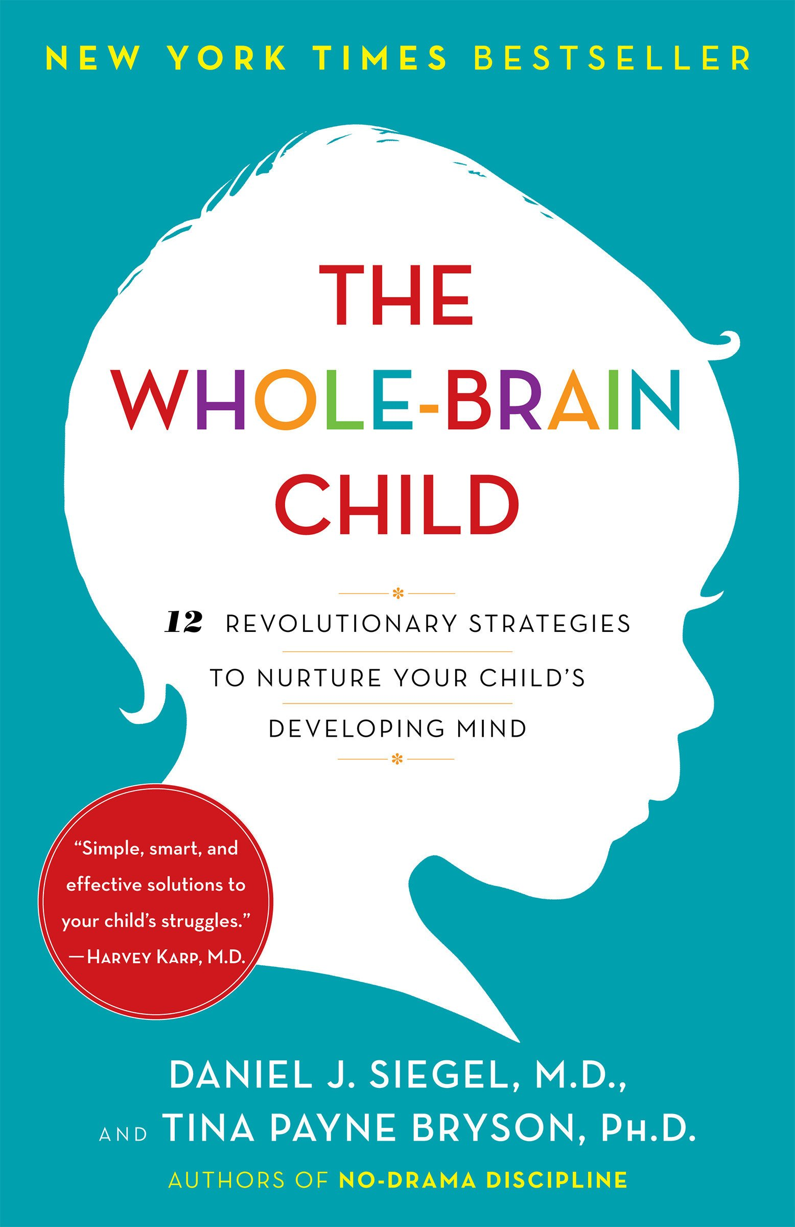 The Whole Brained Child Book Cover