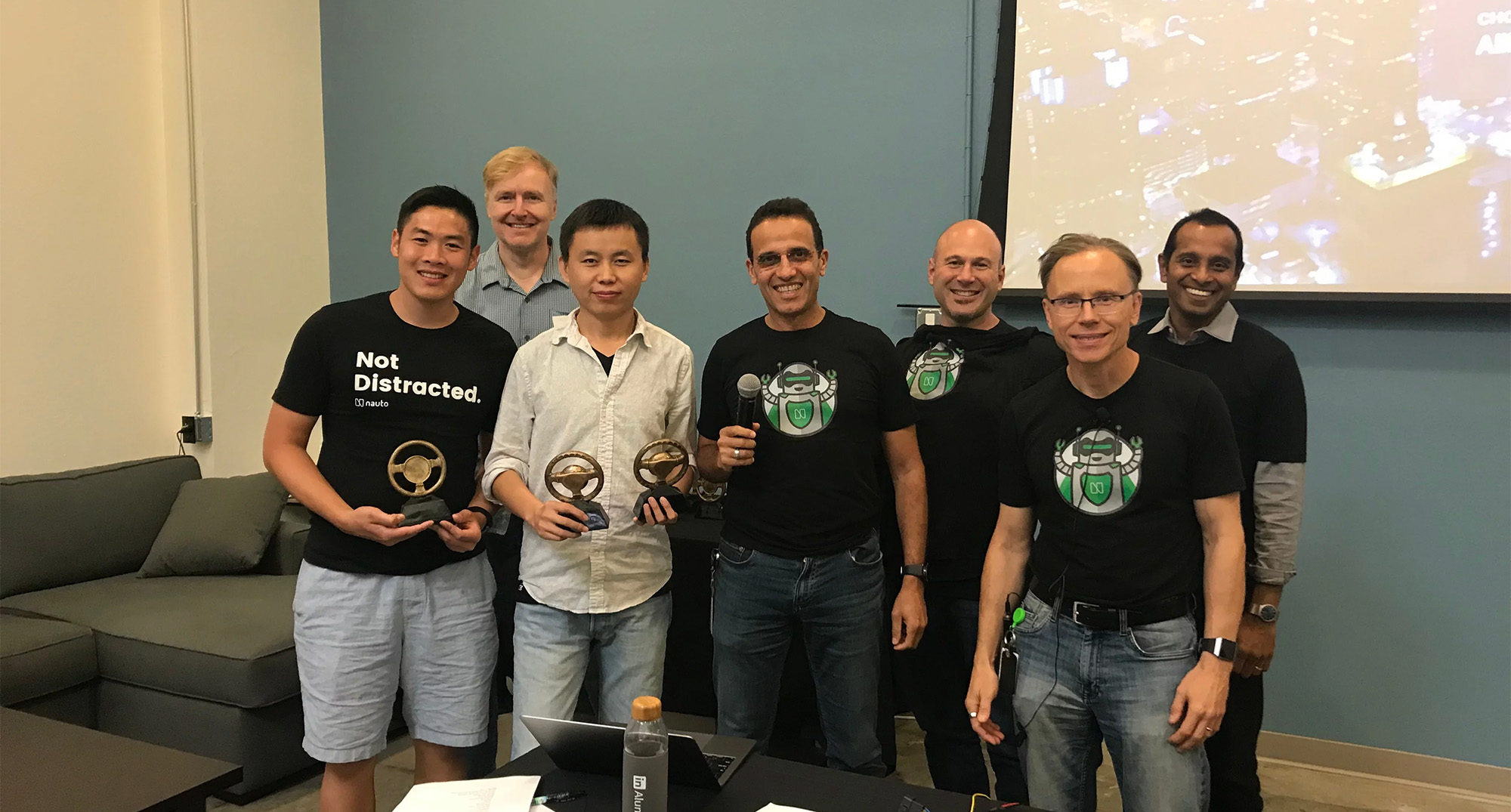 Take an Inside Look at Nauto's First Hackathon!