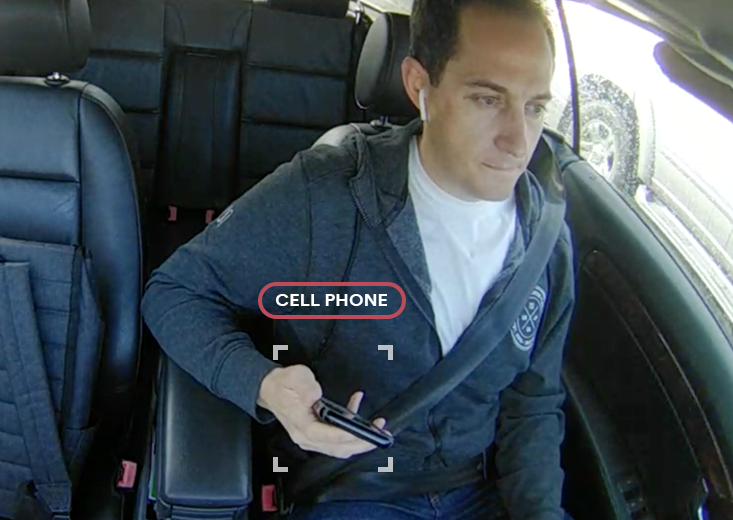 Driver Behavior Alerts for Distracted Driving