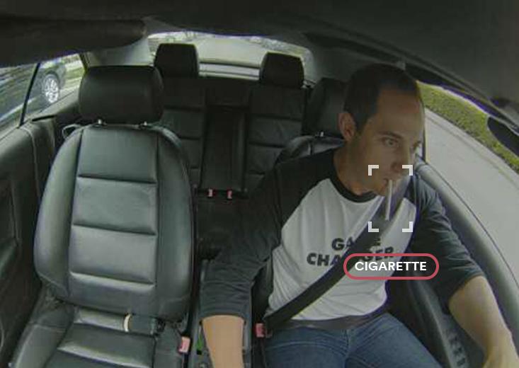 Driver Alerts Detect Driver Behavior
