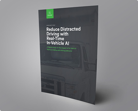 Reduce Distracted Driving with AI