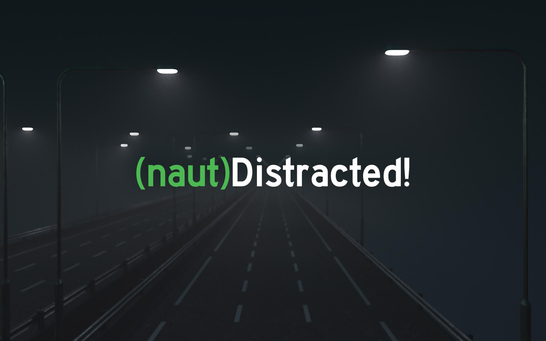 (naut)Distracted! podcast episode 1: The Data Behind Distracted Driving