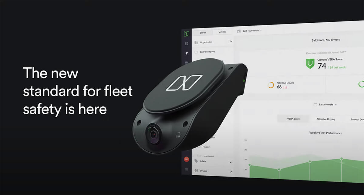 AI-Powered Driver and Fleet Safety Platform Video