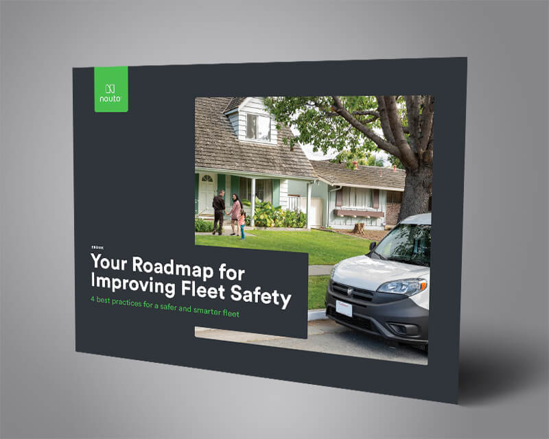 Your Roadmap for Improving Fleet Safety eBook