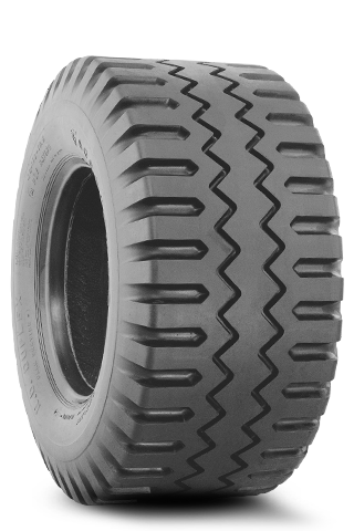 Non-Directional Duplex Farm Tire