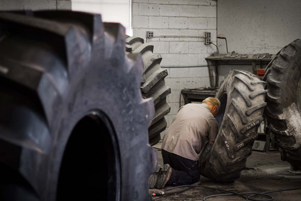3 Things You Should Know About Vulcanized Repairs   NTS Tire