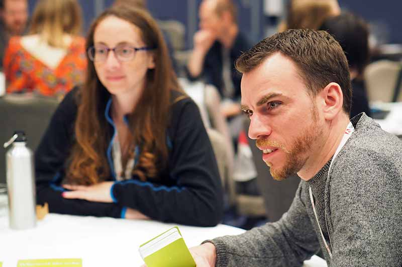 content strategy workshop attendees