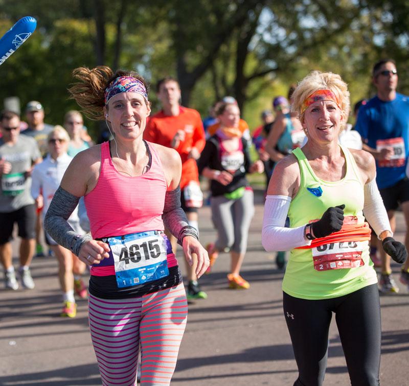 2019 Twin Cities Marathon and 10 MileRace