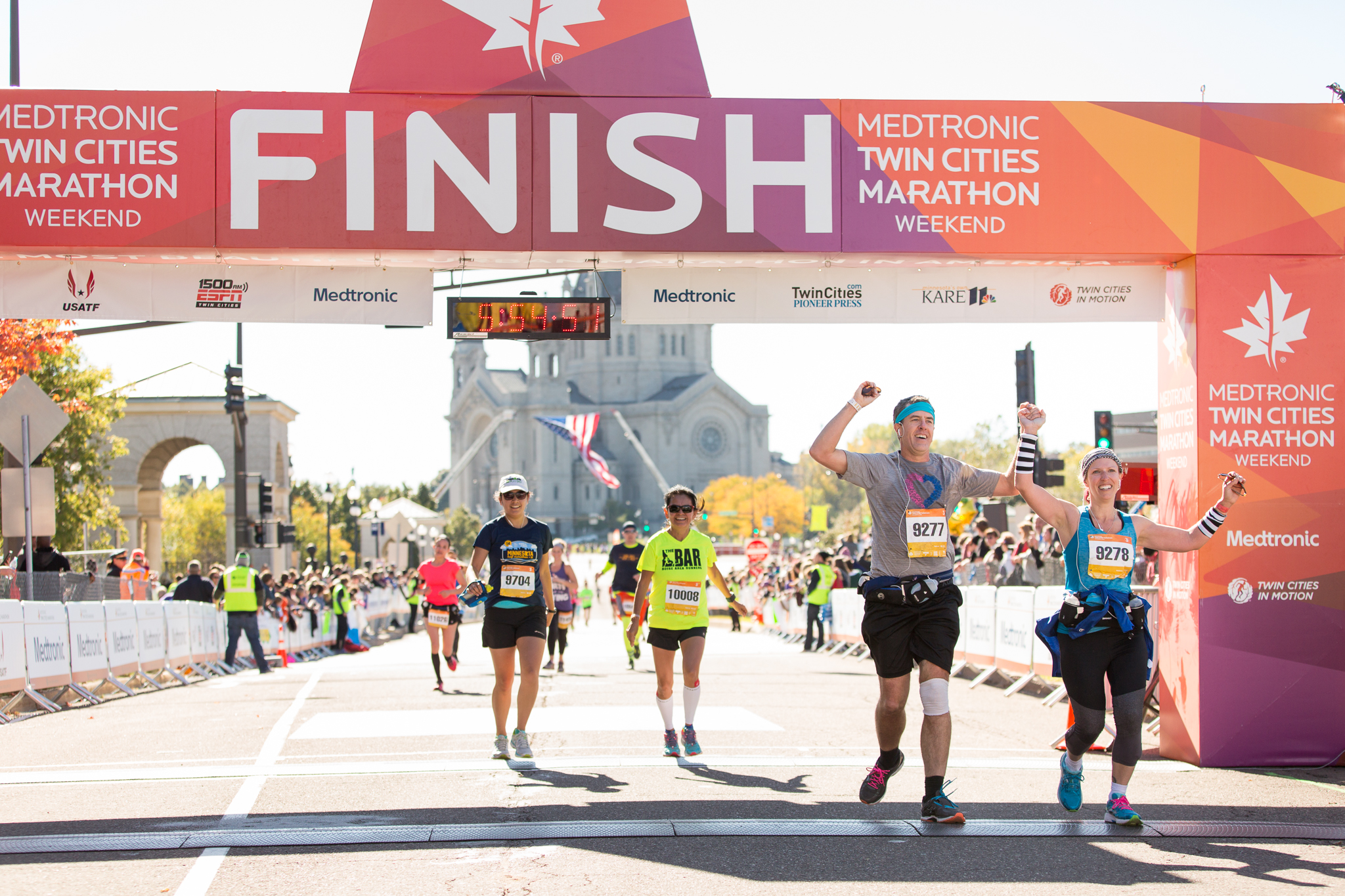 2019 Twin Cities Marathon and 10 Mile Race