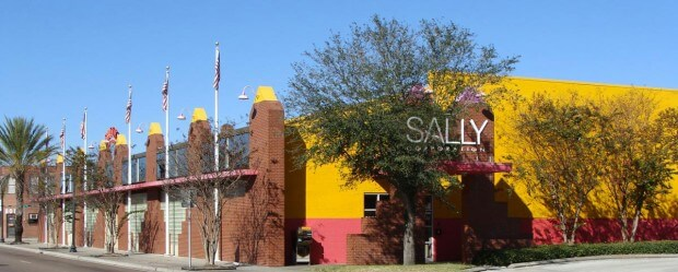 Sally Corp Building